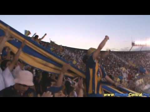 """""""La Hinchada Canalla (Los Guerreros) vs River Plate (26/11/11)"""" Barra: Los Guerreros • Club: Rosario Central"""