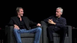 Michael Bay & James Cameron Talk 3D (Extended)