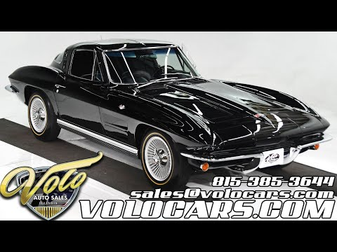 1964 Chevrolet Corvette (CC-1377945) for sale in Volo, Illinois