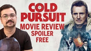 Cold Pursuit (2019) Movie Review   Spoiler Free   In Hindi   Liam Neeson