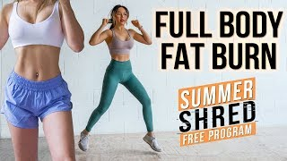 Intense 25 Min Full Body FAT BURNING Workout 🙋♀️| No Jumping Beginner Friendly
