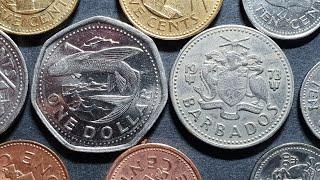 Barbados coins