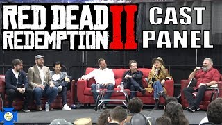 Red Dead Redemption II Cast Panel – GPCC 2019