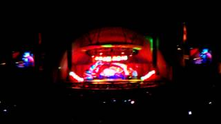 Animal Collective live @ Hollywood Bowl-Wide Eyed 9/23/12