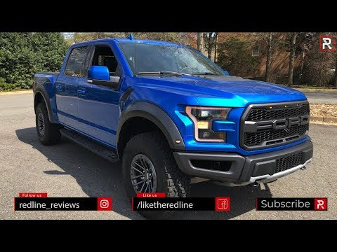 2019 Ford F-150 Raptor – Be The King Of All Roads