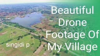 Beautiful Drone Footage Of My Village #myvilllage #DJI #drone#phantom #phantom3 preofessional