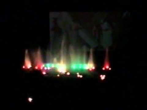 Outddor Electric Musical Fountain