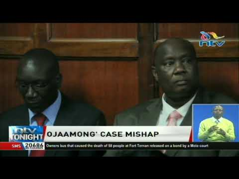 Witness recants EACC statement implicating Busia governor Ojaamong'