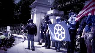 Boston Free Speech - Speaking at the June 2nd for the 2nd Amendment rally @ Mass State House.