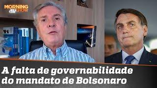 Fernando Collor elogia o presidente Jair Bolsonaro: 'Está na direção correta'
