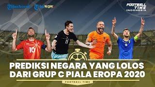 Prediksi Matchday Terakhir Grup C dan Peluang Lolos 16 Besar Euro 2020