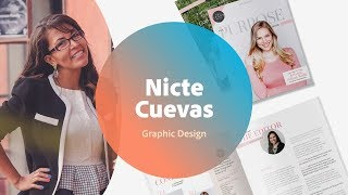 Live Graphic Design with Nicte Cuevas - 1 of 3