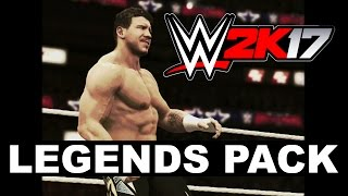WWE 2K17 Legends Pack DLC - Launch Trailer