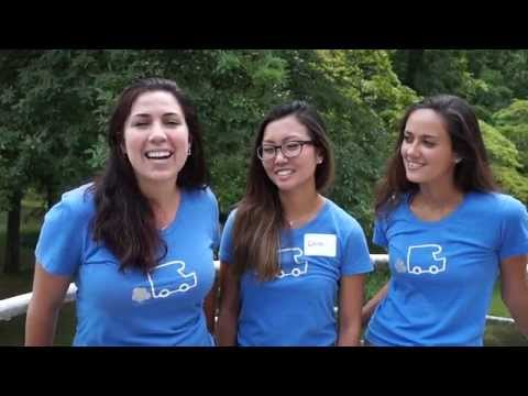 Girls Driving for a Difference  Interview