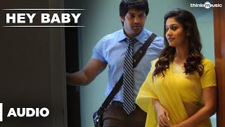 Hey Baby Official Full Song - Raja Rani - Arya, Nayantara, Jai, Nazriya Nazim