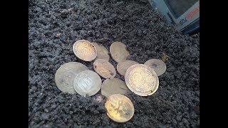 Приборный поиск - #3 Рассыпуха монет