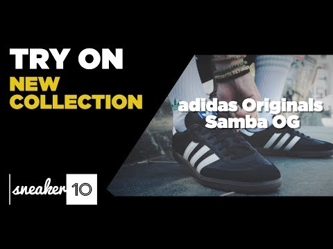 Adidas Originals Samba OG | Sneaker10 | Special Try On Mp3
