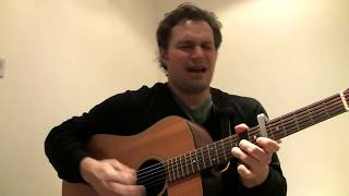 Angel Eyes by John Hiatt Performed by John McNulty
