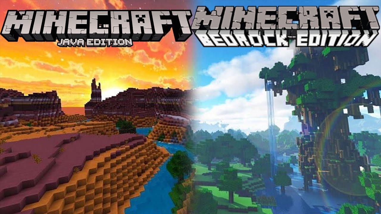 Как установить Minecraft Bedrock Edition