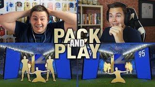 Ostatni PACK & PLAY - nieziemskie trafy! | PLKD vs JUNAJTED
