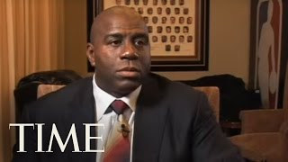10 Questions For Magic Johnson | TIME