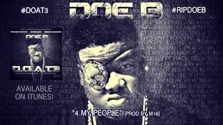 Doe B - 4 My People (Official Audio)