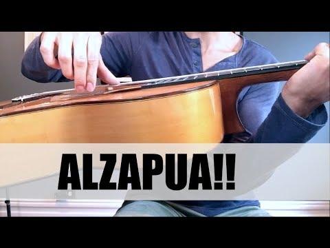 Flamenco Alzapua