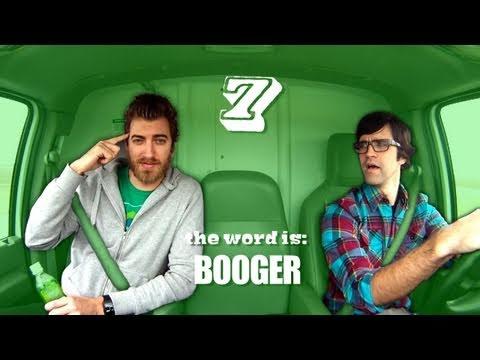 Booger.