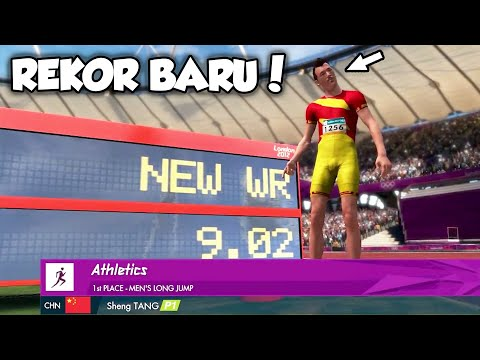 CHINA NGUMPULIN MEDALI EMAS..!! LONDON 2012 OLYMPIC GAMES [PC] PART 1