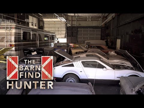 Forgotten Warehouse Full Of Cars Must Go! | Barn Find Hunter - Ep. 21