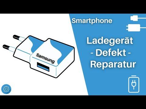 Samsung Ladegerät Adapter defekt S5 S6 S7 Edge -Reparatur-