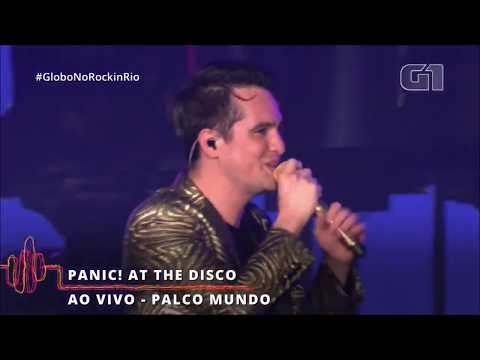 Panic! at the Disco - Hey Look Ma, I Made It (Rock in Rio 2019)