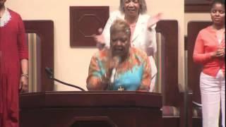"Ebenezer AME Church Women's Season | ""But God"" - Pastor Gina Stewart"