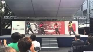 工学院大学学園祭2014ダンス昼の部