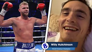 'Billy Joe Saunders BEATS CALLUM SMITH' - In bed with WILLY HUTCHINSON