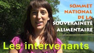 La spiritualité au service de notre souveraineté alimentaire