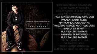 Abaddon   Pasipsip Naman Ft Eman & Third Flo' (With Lyrics)