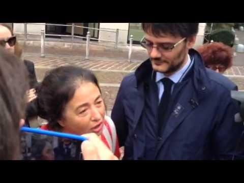 Caso Uva, la reazione di Lucia Uva dopo il rinvio a giudizio