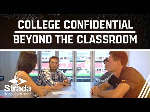 College Confidential Education Series   Beyond the Classroom