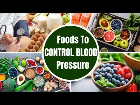 15 Foods To Reduce High Blood Pressure/Hypertension || Health || Fitness || Tips.