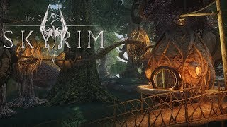 The Elder Scrolls Valenwood WIP | Skyrim New Lands Mod