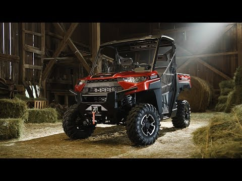 2018 Polaris Ranger XP 1000 EPS in De Queen, Arkansas - Video 1
