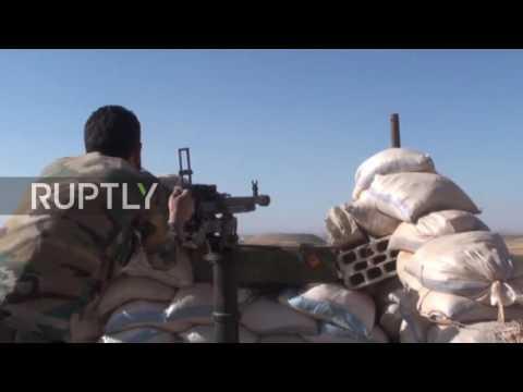 シリア・アラブ軍は北の浜のAl-NusraからMaardisの町を奪還します