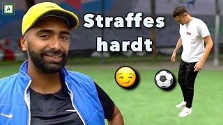 Kan Shafqat spille fotball?