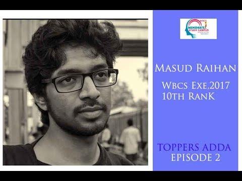 Toppers Adda   Mindset Study Campus   Episode 2