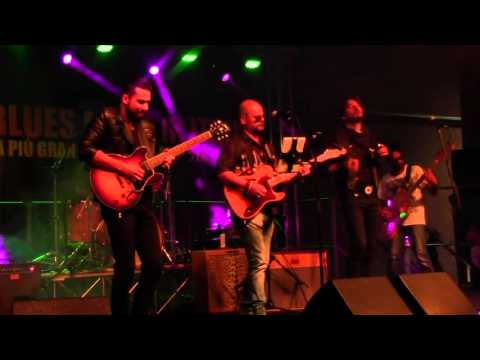 Acousti.Co-The Band live at Blues Made in Italy 2015