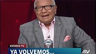 Estadio TV 08 05 2019 | Clasificaciones De Emelec Y Liga De Quito En Copa Libertadores