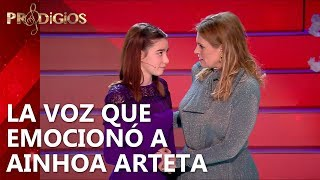 La voz que emocionó a Ainhoa Arteta: Lucía Rodrigo | Prodigios