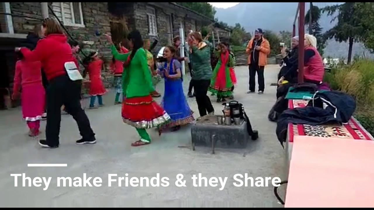 Rural Tourism in Indian Himalaya