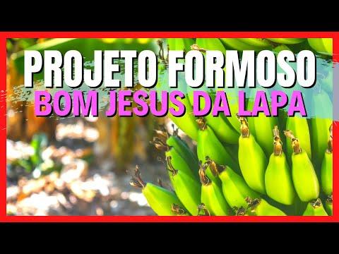 PROJETO FORMOSO EM BOM JESUS DA LAPA